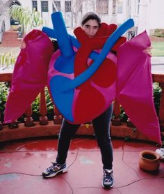 What do you think about Heart-and-Lungs as a Halloween costume?