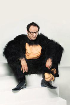 Vince #Ebert - #Evolution   Im #Theater Die Wühlmäuse in #Berlin
