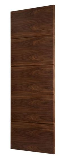 8500 Walnut Door | Buy Online, via Phone or In-store at our Dorset, Northolt and St Albans stores from the UK's Largest Supplier of Timber Doors | Todd Doors