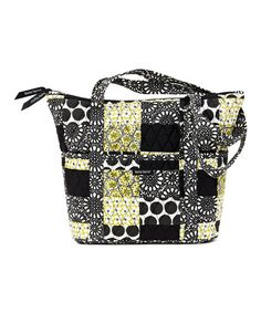 Another great find on #zulily! Chartreuse Stride Tote by Bella Taylor #zulilyfinds