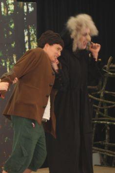 Kostüme Hänsel und Hexe, Oper Hänsel und Gretel