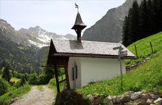 Oberstdorf-Gaisalpe, Kapelle (Oberallgäu) BY DE