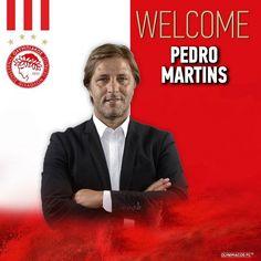 Ολυμπιακός: Στην Ελλάδα ο Πέδρο Μαρτίνς: Έφτασε στο αεροδρόμιο «Ελευθέριος Βενιζέλος», πριν περίπου μια ώρα, ο νέος προπονητής του…