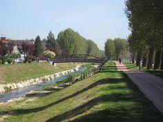 Burgos Parque Lineal del Vena