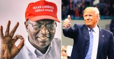 FELIX REPORTS: OBAMA'S BROTHER VOTING FOR TRUMP