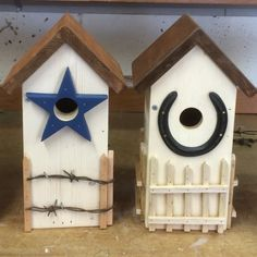 How To Build A Rustic Birdhouse: Decorative Birdhouses Built For The Birds!