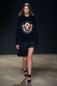 Mary Katrantzou Autumn/Winter 2014 #LFW