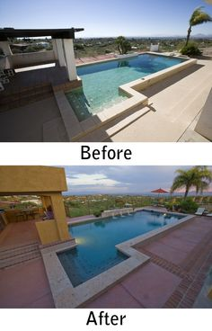 Wonderful Tucson Pool Renovation By Patio Pools And Spas.
