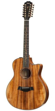 Taylor K66CE Koa Series Grand Symphony 12-String Acoustic Electric Guitar