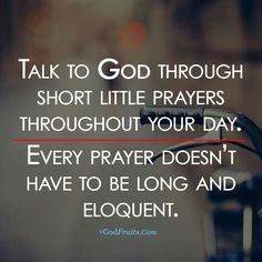 Pray without ceasing--this is the only way in the real world that it can be done, I think. Keep your focus on Him & every time thoughts of another person pop in your head, ask God to bless them. Remain thankful in your silent prayers & praise Him!