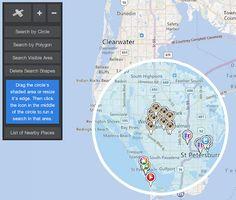 Geofeedia helps journalists locate real-time photos, tweets where news breaks