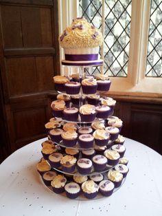 Cupcake Wedding Cake Towers Cupcakes Kent London Surrey