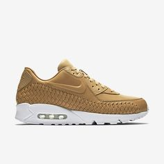 new york 8581b d6f2e Chaussure Nike Air Max 90 Woven pour Homme