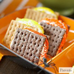 These festive Halloween treats for kids will get your family in the holiday spirit!