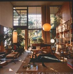 Eames House (Case Study no.8), Los Angeles | Design ideas for California coastal living