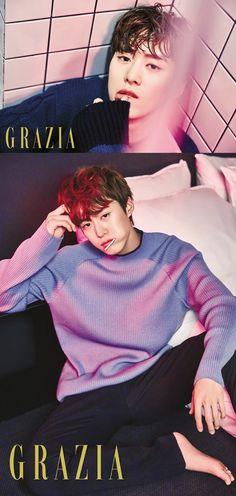 Actor Gong Myung of Korea .. Awwww he's so precious ❤❤