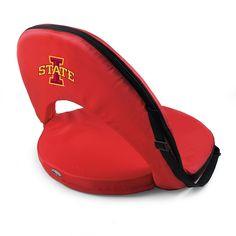 Iowa State Cyclones Stadium Seat, Red