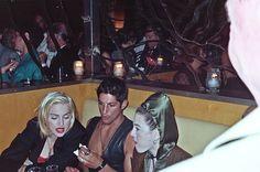 Мадонна и Тони Уорд