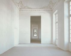 Reggia do Venaria II, Piedmonte The Spatial Elegies of Massimo Listri Empty Spaces, Empty Room, Open Spaces, Interior Photography, Color Photography, Architectural Photography, Reggio, Interiores Design, Art And Architecture