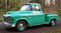 1955 - 1959 Chevrolet Identification