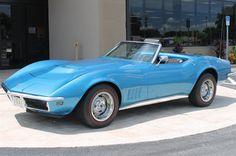 Ideal Classic Cars: 1968 Chevrolet Corvette - Venice, FL