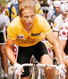 Tour de France Grand Champions - 3. Greg LeMond (1986, 89-90) | Sports Illustrated Kids