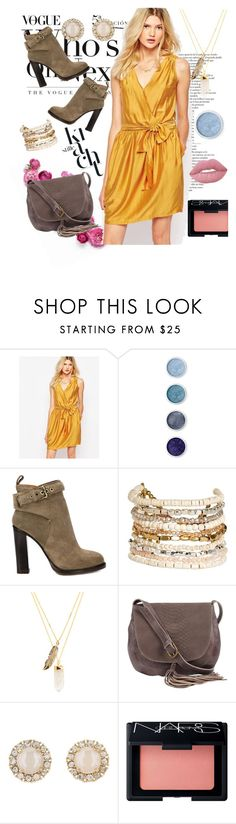 """""""Untitled #88"""" by casaundramae ❤ liked on Polyvore featuring Sessùn, Terre Mère, Etro, Panacea, Privileged, Kate Spade, NARS Cosmetics and Lime Crime"""