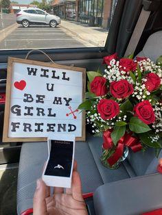 Boy And Girl Best Friends, Boy Or Girl, Girlfriend Proposal, Will You Be My Girlfriend, Boyfriend Gift Basket, Boyfriend Stuff, Snapchat Selfies, Cute Couple Pictures, Couple Pics
