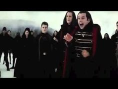 Aro's Laugh - Breaking Dawn.     When I saw this in theaters I literally started laughing hysterically.