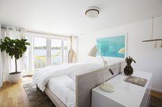 Designer Fiona Byrne Talks About Refreshing Montauk's Surf Lodge