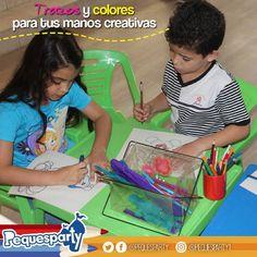 A sacar nuestro artista interior con nuestras mesas de #dibujo y #pintura. #servicios #entretenimiento #fiestas #igersmcbo