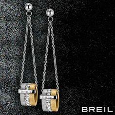 Linee seducenti e forme piene, femminilità ed energia. #Breil #BREILOGY