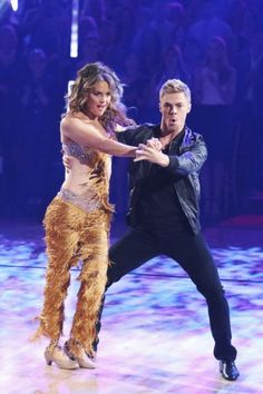 'Dancing with the Stars' 2014 Derek and Amy