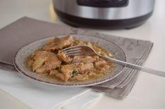 Escalop de vita la Multicooker Crock-Pot Express cu gatire sub presiune Multicooker, Crockpot, Pork, Meat, Chicken, Kale Stir Fry, Slow Cooker, Crock Pot, Crock
