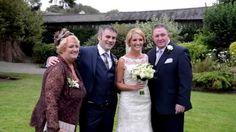 Yvonne & Brian had a magnificent wedding in Rathsallagh House, Co. Irish Wedding, Bridesmaid Dresses, Wedding Dresses, Videography, Kara, Ireland, Films, September, That Look