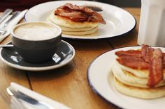 Annie Pancake // In Notts: Pudding Pantry - Light and Airy Coffee and Pancakes