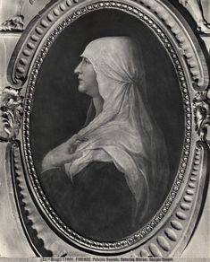 Caterina Sforza (1463 – 28 May 1509) Daughter of Illegitimate daughter of Galeazzo Maria Sforza, Duke of Milan and Lucrezia Landriani, the wife of the courtier Gian Piero Landriani, a close friend of the Duke. Wife to Giovanni il Popolano (m. 1497), Girolamo Riario (m. 1473)