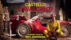 "Wes Anderson x PRADA present ""Castello Cavalcanti"" |"