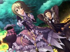 I'm starting a Tales of Series board! Yay! Teepo, Elize, and Alvin from Tales of Xillia.