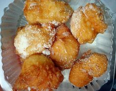 mmm Fillozes - Portuguese donuts, a tribute to my Portuguese heritage!