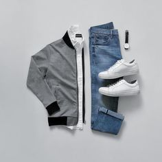 and offers a range of men's products and style tips Stylish Mens Outfits, Business Casual Outfits, Cool Outfits, Trend Fashion, Fashion Outfits, Mode Man, Moda Blog, Mein Style, Moda Casual