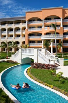 Jamaica: Iberostar Rose Hall Suites Pool Lazy River