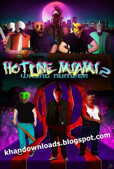 Hotline Miami 2 Wrong Number PC Game