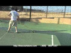 Tennis Court Surfaci