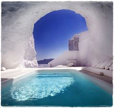 Santorini, Greece. Wonderful vacation, but I was there with my best girlfriend! The next time will be with Scott!