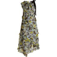 b6bdd29683e 1960s Larry Aldrich Vintage Heavily Beaded Silk Dress with Lace +  Rhinestones