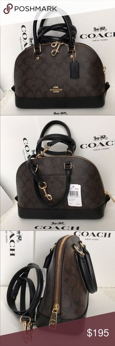 🍀Coach Purse🍀 100% Authentic Coach Purse Crossbody, brand new with tag!😍😍😍 Coach Bags Crossbody Bags