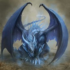 Ice Dragon #9