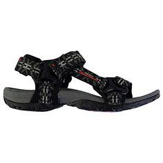 427d87cfc58a Karrimor Mens Amazon Sandals Black Charcoal UK 7 (41) Kar... amazon.co.uk