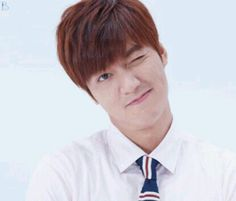 Lee Min Ho cuteee